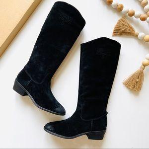 NWT Frye Caden Stitch tall boots